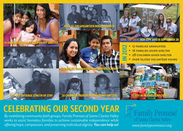 Family Promise 2012