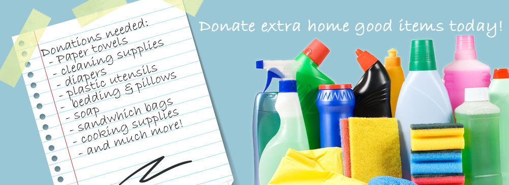 <strong>Donate</strong> In-kind donations are a kind of charitable giving in which, instead of giving money to buy needed goods and services.